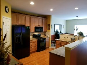 PENNSBURG 3BR TOWNHOUSE